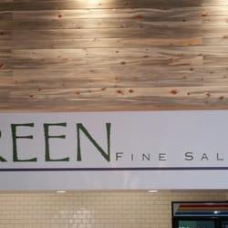 Green Fine Salad Co logo