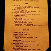The Bourbon Room Pizza Santa Barbara Ca Reviews