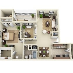 Mizner Court Apartments Boca Raton