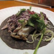 Snack Dragon Taco Shack - grilled sole - New York, NY, Vereinigte Staaten