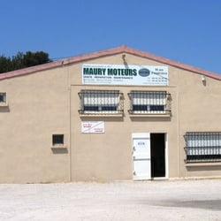 Maury Moteurs, Les Pennes Mirabeau, Bouches-du-Rhône
