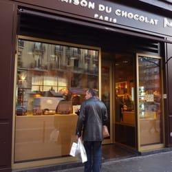 La Maison du Chocolat, Paris