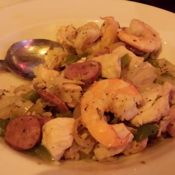 Jammin Jambalaya - spicy sausage, tender chicken, sweet fresh shrimp ...