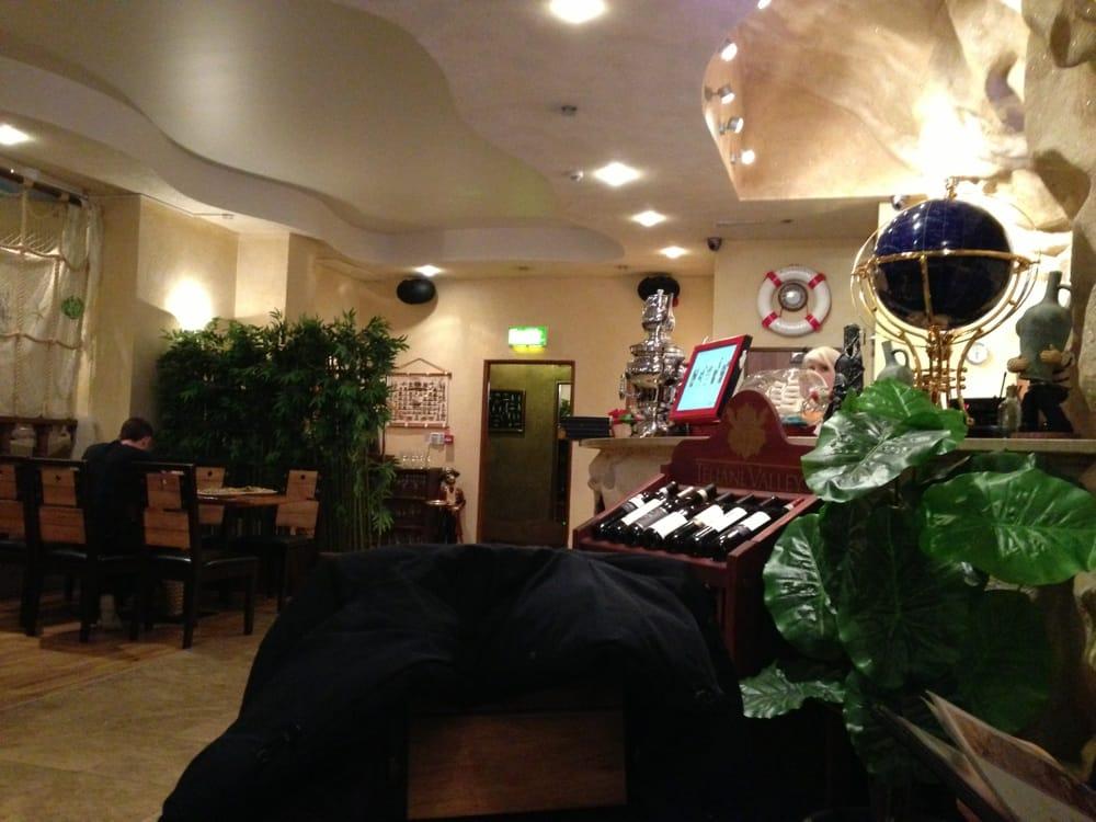 Admiral Restaurant Russian Restaurants Dublin