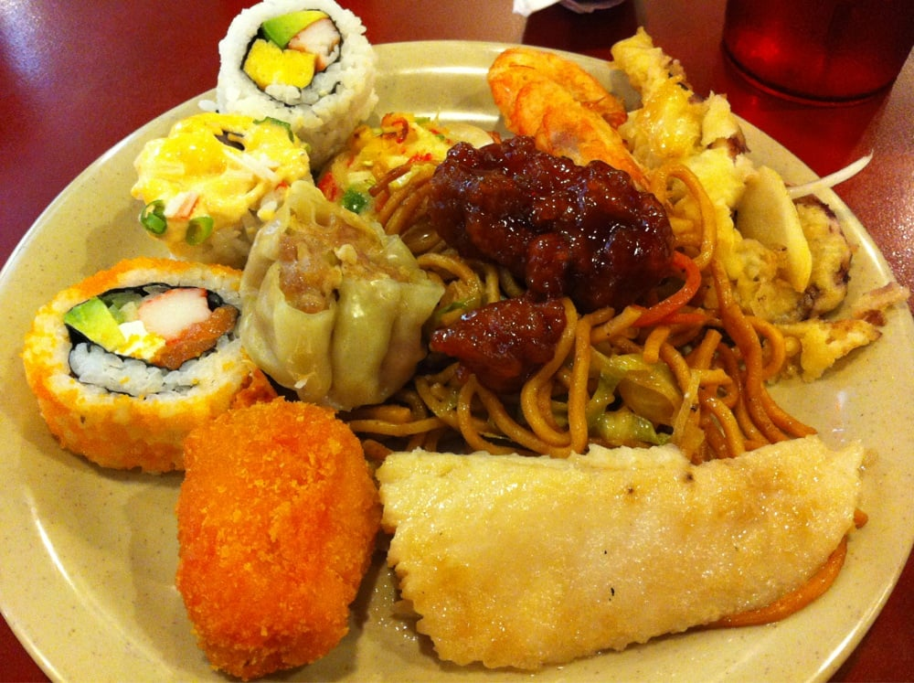 Harbor Seafood Buffet Garden Grove Ca Yelp