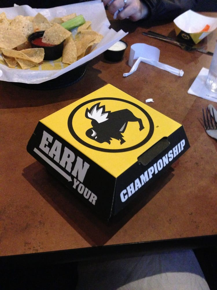 There is a separate Buffalo Wild Wings lunch menu, which has discounted prices and meal deals. Signature orders include wings, which are 60 cents a piece on Thursdays, chicken tenders, popcorn shrimp, Buffalo ranch chicken sandwich, and macaroni & cheese. Buffalo Wild Wings take out menu has all of their popular items/5().