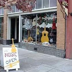 Klein's Sonoma Music Inc - Sonoma, CA, États-Unis