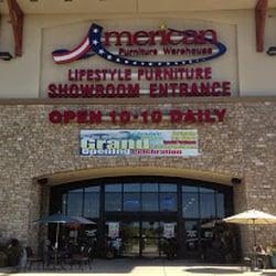 American Furniture Warehouse - Firestone store front - Longmont, CO ...