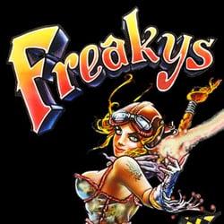 Freaky's Tattoo & Gift Shop logo
