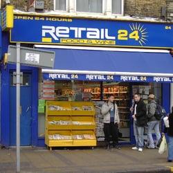 Retail 24, London