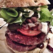 BBQ Pepper Burger mit Upgrade (doppelt…