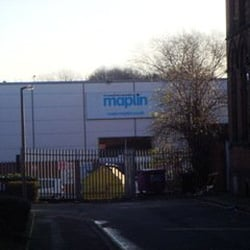 Maplin Electronics, Leeds, West Yorkshire