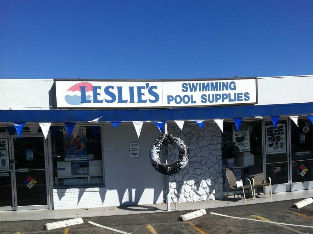 Leslie S Swimming Pool Supplies 10 Photos Pool Hot Tub West San Jose San Jose Ca