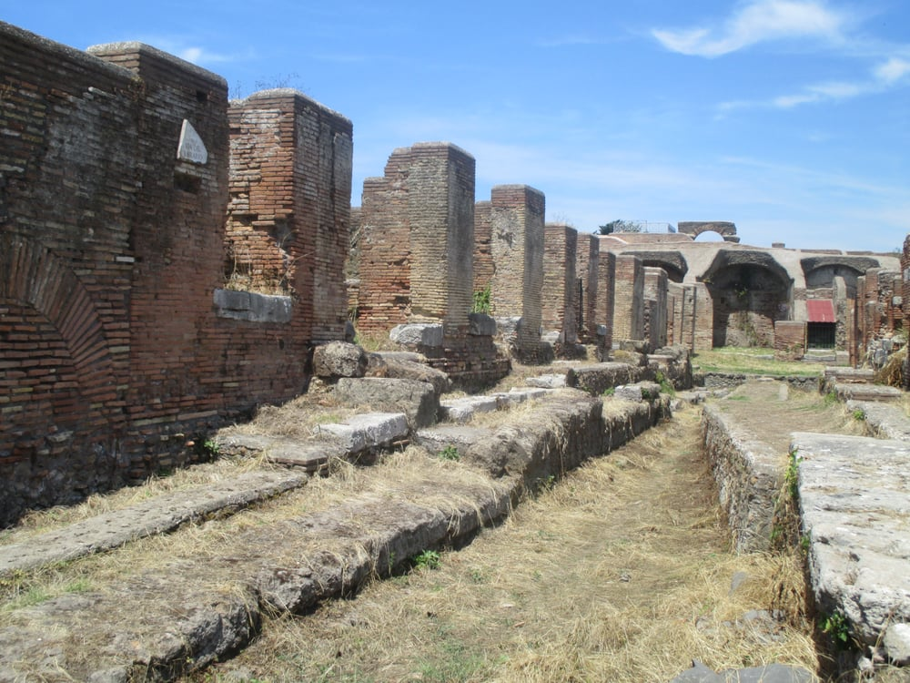 Ostia Antica Italy  city photo : ... Ostia Acilia Castel Fusano Ostia Antica, Roma, Italy Reviews