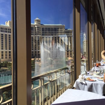 Eiffel Tower Restaurant Las Vegas NV United States