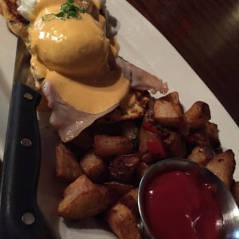 Irish Bacon Benedict