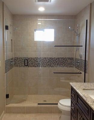 Project Powar Vij San Jose Master Bathroom Remodel Yelp