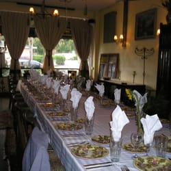 Harrison graham s gourmet grille wine cellar american for Best private dining rooms orlando