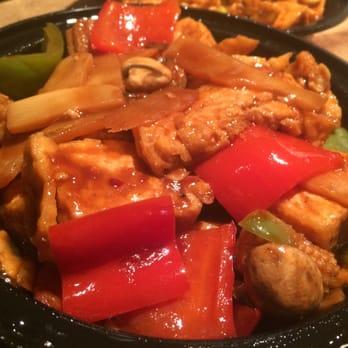 Cafe alexandria va Asian wok