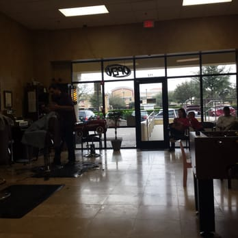 Barber Shop Orlando : Nicks Barber Shop - Nicks Barber Shop, from the inside. - Orlando ...