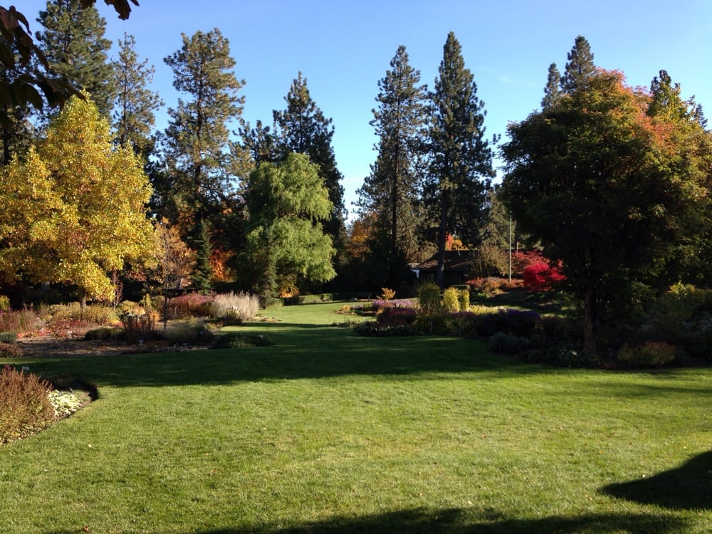 Manito Park 169 Photos Parks 17th And Grand Spokane Wa Reviews Yelp