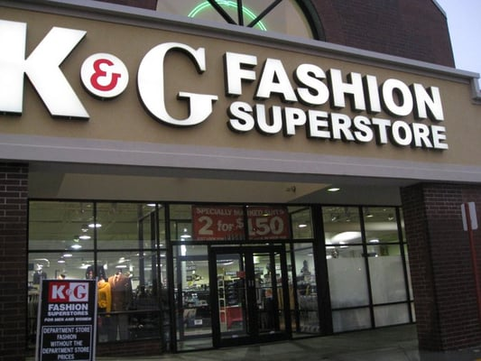 K & G Fashion Superstore Fruitvale Station