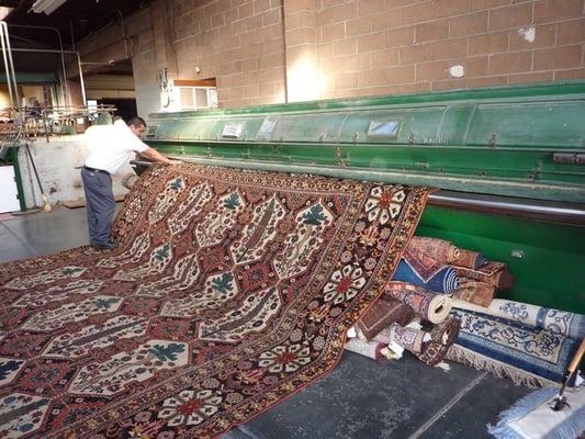 Simonian Oriental Rug Cleaners - Carpeting - San Mateo, CA ...