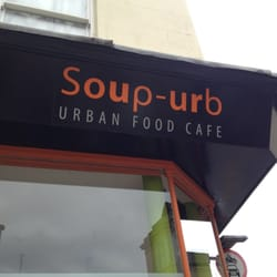 Soup-urb, Brighton, UK