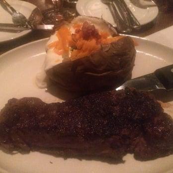 York chicago strip new steak style