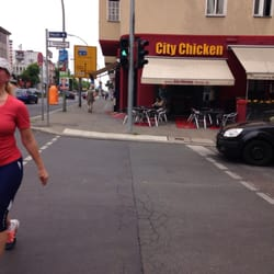 City Chicken, Berlin