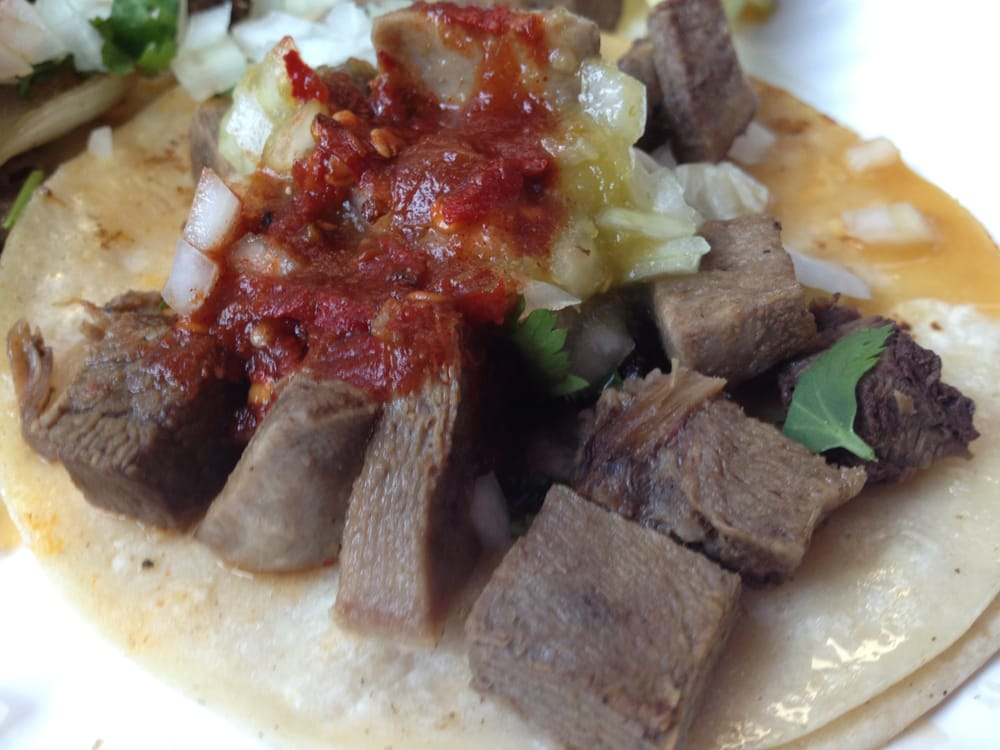 ... San Francisco, CA, United States. Lengua (Beef Tongue) Taco - $1.75