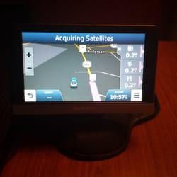Alamo Rent A Car - Memphis, TN, États-Unis. THE GPS