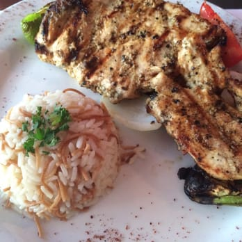 ... Cuisine - South Miami, FL, United States. Grilled chicken breast