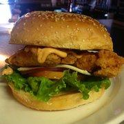 Salty Dawg - Crispy chicken sandwich - Orange, CA, Vereinigte Staaten