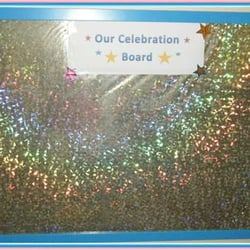 Our Celebration Board