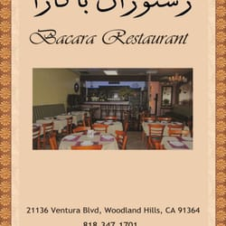 Bacara cabaret restaurant closed persian iranian for California fish grill woodland hills