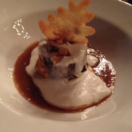 Allred's Restaurant - Telluride, CO, États-Unis. Sticky toffy pudding cake