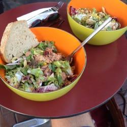 Mittagstisch Salatbar