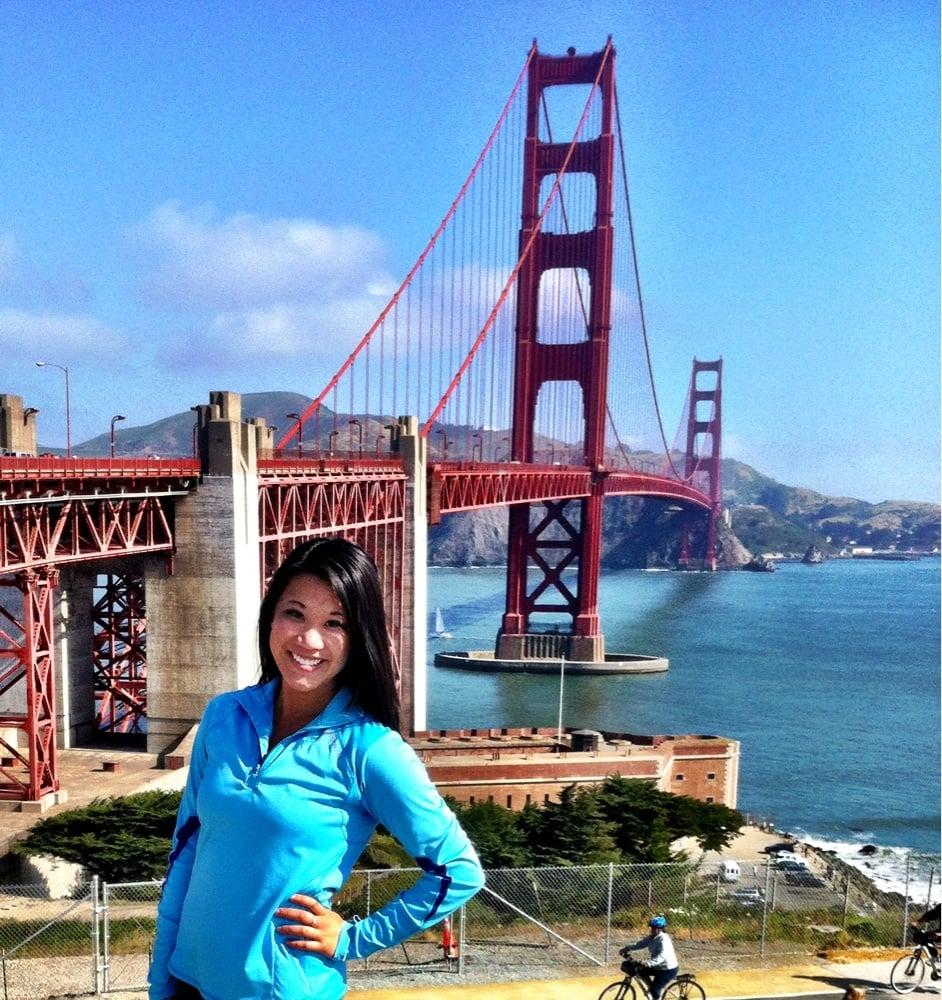 Golden Gate Bridge Morning Golden Gate Bridge San