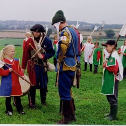 Bosworth Battlefield Heritage Centre and Country Park, Nuneaton, Leicestershire