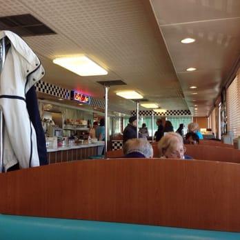 Baltimore Diner Waitress