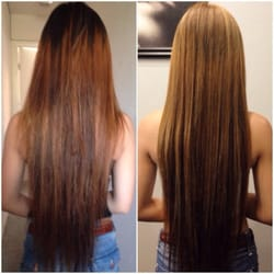 Smokin Hot Hair Salon - Before and after by Rachele :) - Las Vegas, NV, Vereinigte Staaten