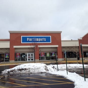 pier 1 imports home decor 701 n milwaukee ave vernon hills il phone number yelp. Black Bedroom Furniture Sets. Home Design Ideas