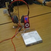 iPod display