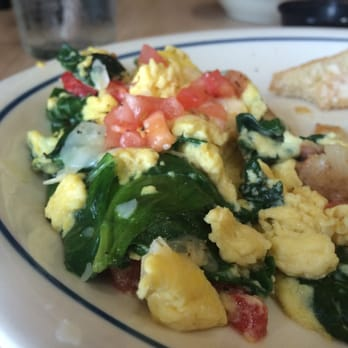 IHOP - Pearland, TX, United States. Tuscan scrambled eggs - this is ...