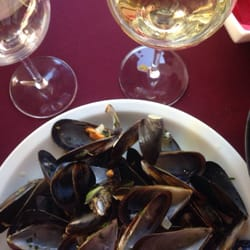 Moules & Riesling