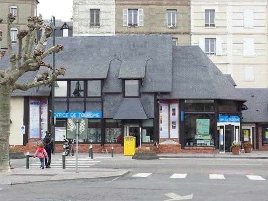 Office du tourisme trouville sur mer calvados france - Office du tourisme deauville trouville ...