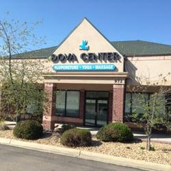 Dova Center For Health and Healing logo