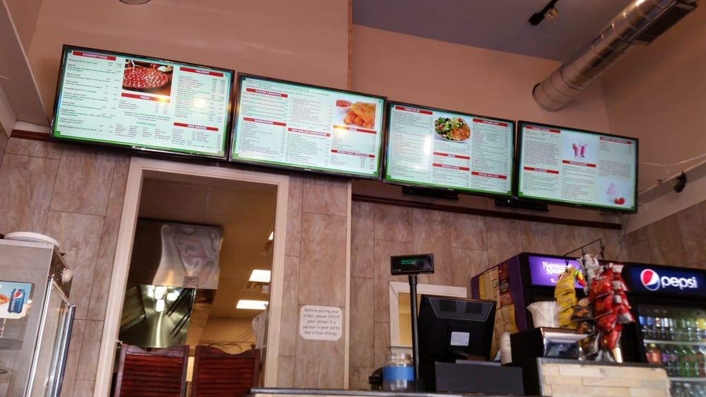 Cafe Podima Cambridge St Boston