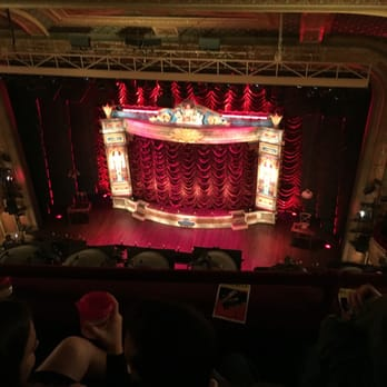 New York Balcony View Of Walter Kerr Theatre Performing Arts Theater District